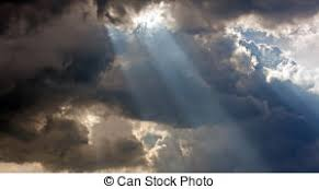 clouds sun through clouds stock photos and images 910