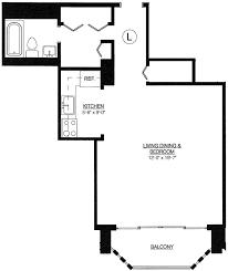 large one bedroom floor plans crown towers studio new haven towers floor plans pinterest