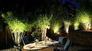 gu10 outdoor garden spike ground mount or wall light ip65 matt black