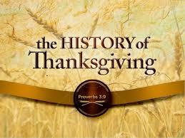 history of thanksgiving sermon slideshow fall thanksgiving