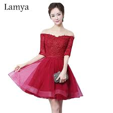 Aliexpress Com Buy Lamya Vintage Sweatheart Lace Bride Gown Aliexpress Com Buy Lamya Customizable Short Half Lace Sleeve