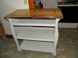 our journey baby changing table changed into kitchen island
