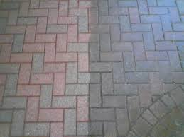 Concrete Patio Bricks Staining Patio Pavers Concrete Paver Cleaning Removing Stains You