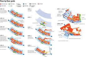 Floor Plan Hospital Nationwide Children U0027s Hospital Floor By Floor