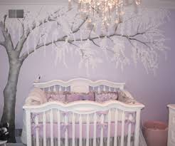 Wall Decals For Baby Nursery Baby Nursery Adorable Baby Room Design Idea Using White Crib And