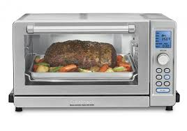 TOB 135 TOB 135 Deluxe Convection Toaster Oven Broiler Toaster