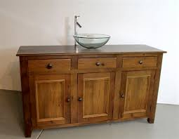 Reclaimed Wood Vanity Table Stylish Reclaimed Wood Bathroom Vanity Home Design Garden