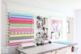Diy Craft Room Ideas - studioffice craft room tour in my own style