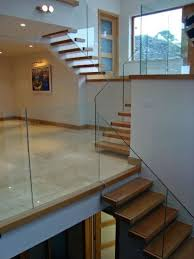 Glass Stair Banister What Is A Decent Cost Estimate For Glass Railings Forum Archinect