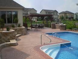 Backyard Pool And Basketball Court Pools U0026 Basketball Courts U0026 More