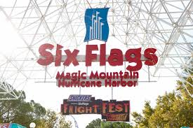 Biggest Six Flags Six Flags Magic Mountain U0027s Fright Fest Brings The Screams In 2017