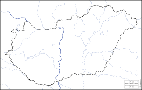 World Map Hungary by Hungary Free Map Free Blank Map Free Outline Map Free Base Map
