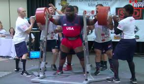Bench Press World Record By Weight The Best World Record Squats From The Ipf Classic Powerlifting