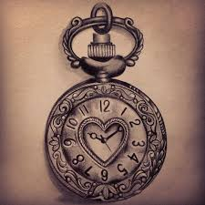 pocket watch sketch pictures to pin on pinterest tattooskid