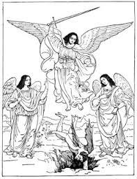 archangel gabriel drawings