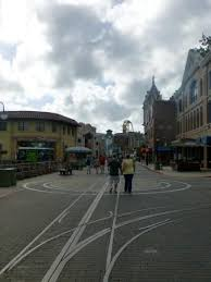 empty universal week before thanksgiving picture of