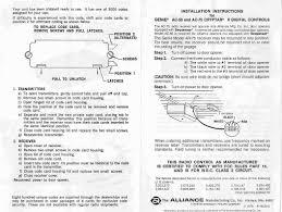 garage doors geniearage door sensor wiring diagram for tr300c1