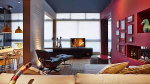 living room apartment design building with modern excerpt house