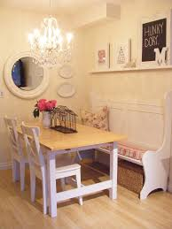 beautiful banquette beautiful banquette benchin dining room shabby chic with engaging
