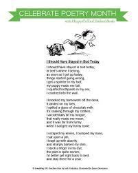 Rhyme Desk Best 25 Funny Poems For Kids Ideas On Pinterest Goodbye Poem