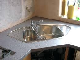 corner kitchen sink unit corner sinks kitchen with white modern porcelain corner kitchen sink
