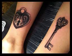 Bf Gf Tattoo Ideas 41 Best His And Hers Tattoos Images On Pinterest Couple Tattoo