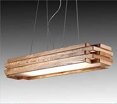 ladari sala pranzo ladari rettangolari legno arte ladario ladari