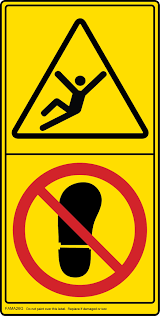 safety sign artwork fama