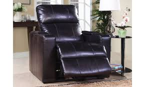 Reclining Chair Theaters Larson Power Home Theater Recliner With Usb Storage The Dump