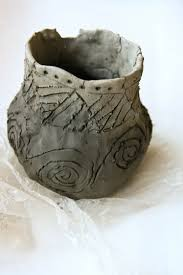 iroquois pottery hand stiched living