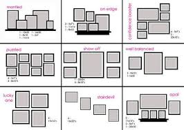 wall gallery ideas how to create a gallery style photo wall my love of style my
