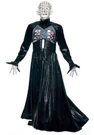 pinhead hellraiser mens halloween fancy dress costume