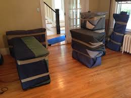 4 ways moving blankets can protect your furniture during a move