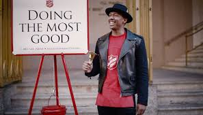 Salvation Army Volunteer Thanksgiving The Salvation Army And Nick Cannon Invite Americans To Share Their