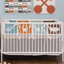 Hayley Nursery Bedding Set by Crib Sheets Transportation Baby Crib Design Inspiration