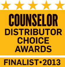Counselor Distributor Choice Awards 2013 Vote For 2013 Distributor Choice Awards