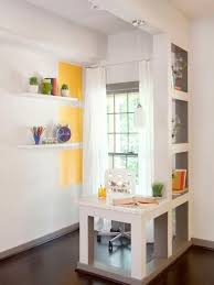 Small Room Desk Ideas Small Home Office Ideas Hgtv