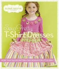 booktopia sew pretty t shirt dresses more than 25 easy pattern