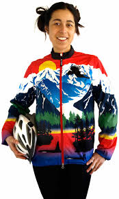 bike wind jacket alaska coastal cycling wind jacket
