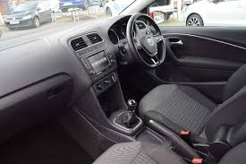 volkswagen tdi interior find a used red vw polo 1 4 tdi sel 90 ps bmt in stratford upon