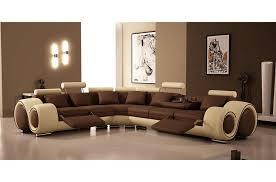canapé 100 cuir fabrication personnalisée sur demande du client canapé d angle en