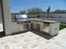 outdoor kitchen furniture outdoor kitchen in tucson az solana outdoor living