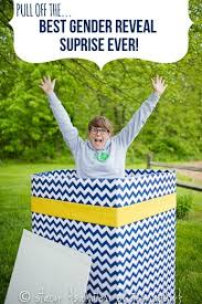 balloons in a box gender reveal how to make a gender reveal box that has style and plan an epic