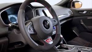 renault sport rs 01 interior 2018 renault megane r s interior youtube