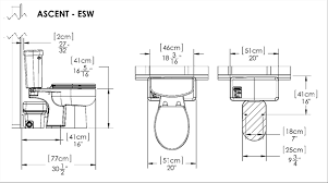 size of toilet dimensions google search pinterest rhpinterestcom toilet toilet