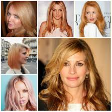 Light Strawberry Blonde Hair Different Shades Of Strawberry Blonde Hair Color Haircolor Trends