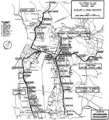 San Francisco Area Map by San Francisco Bay Area Rapid Transit District General Map U2026 Flickr
