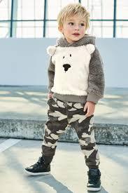 grey ecru fluffy bear jumper 3mths 6yrs online today at next