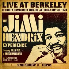 Radio One Jimi Live At Berkeley The Official Jimi Hendrix Site