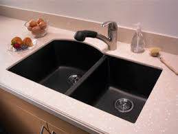 Swanstone QUDB Granite Double Bowl Undermount Kitchen - Double bowl undermount kitchen sinks